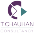 T Chauhan Consultancy logo
